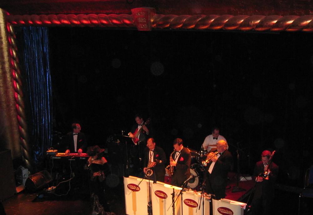 Supper Club, New York