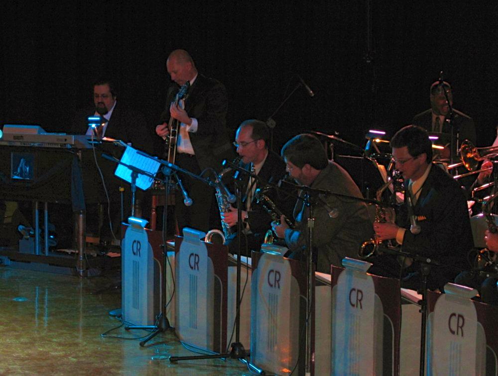 Joey DeFrancesco Camden County Jazz Series