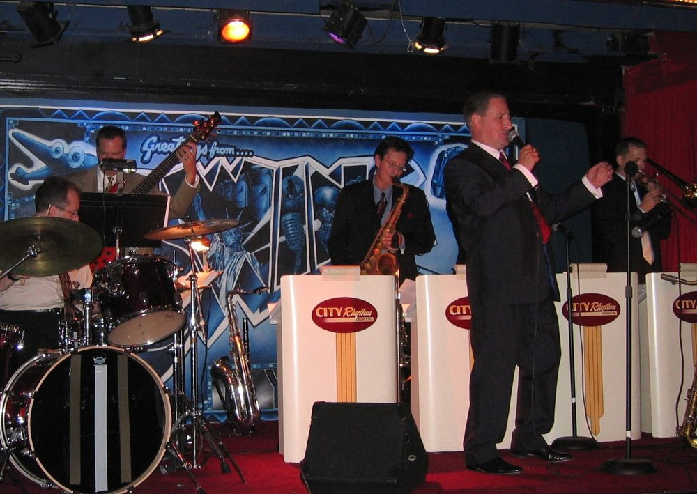 Ray Gelato Tour, Swing 46, New York
