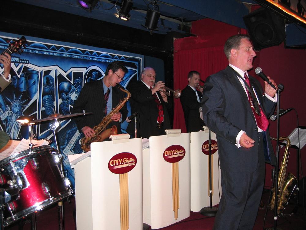 Ray Gelato Tour, Swing 46, New York