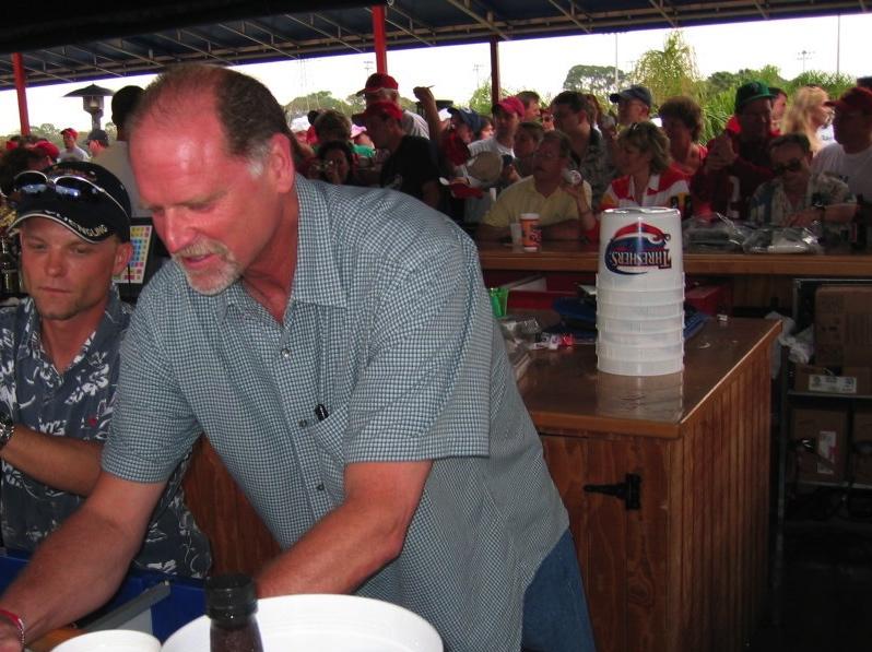 Florida Tour, Larry Anderson