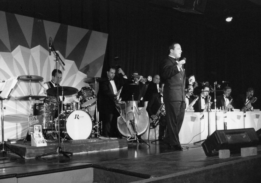 Tribute to Frank Sinatra, New Market Cabaret