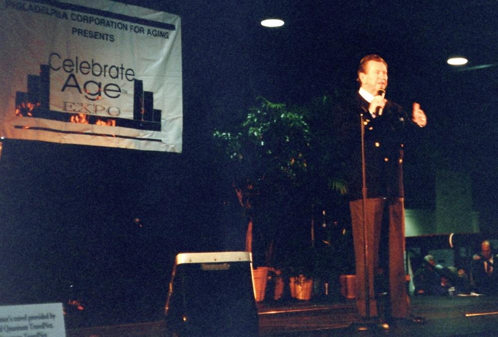 Donald O'Connor (1996 Pennsylvania Convention Center)