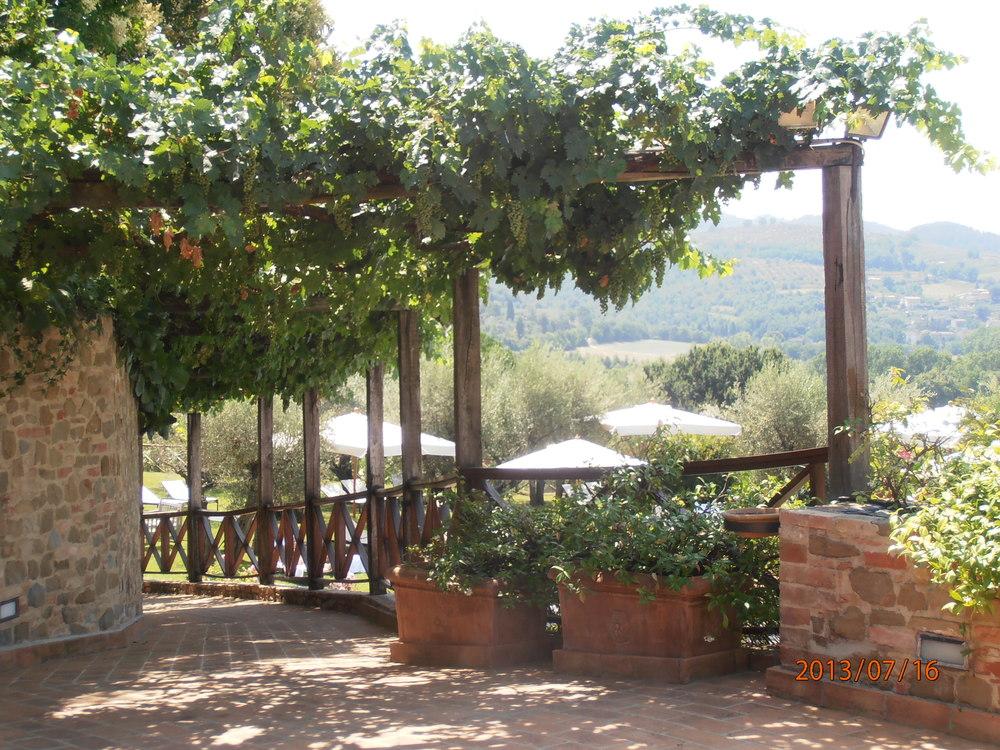 Tres Vaselle Hotel in Umbria