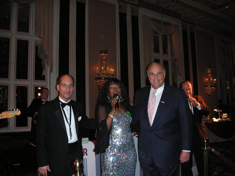 Gov. Rendell, Waldorf Astoria, New York