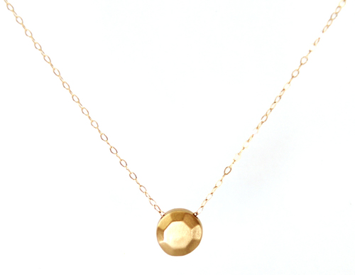 signature a yellow open in necklaces gold octagon ritani pendant pendants and