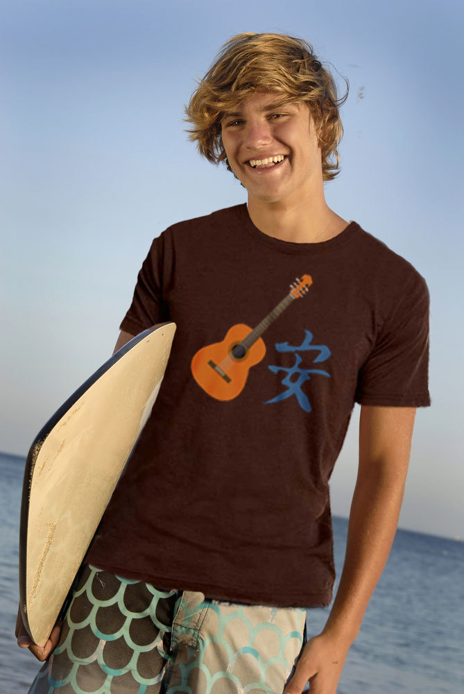 Model_young_man_and_surfboard_guitar_brown.jpg