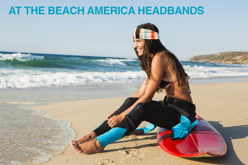 Take Me Away Headband by At The Beach America