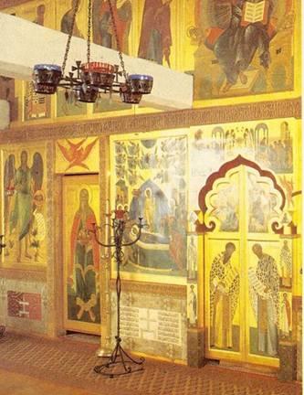 Monastery Chapel of Pskove-Perchorskiy