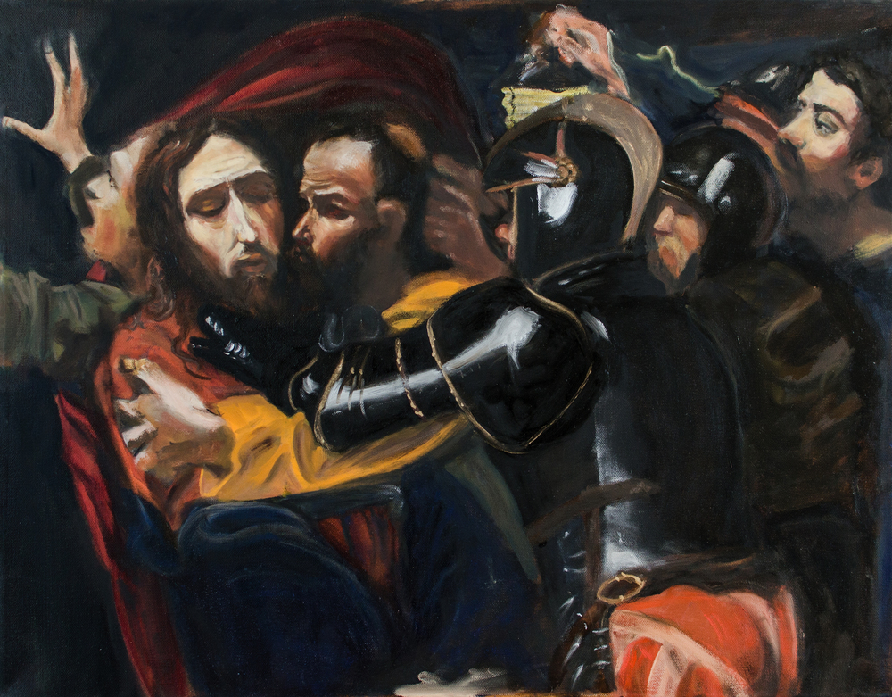 Betrayal Of Jesus