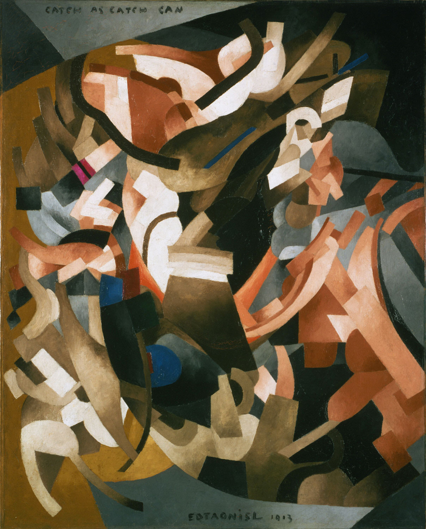 Francis_Picabia,_1913,_Catch_as_Catch_Can,_oil_on_canvas,_100.6_x_81.6_cm,_Philadelphia_Museum_of_Art.jpg