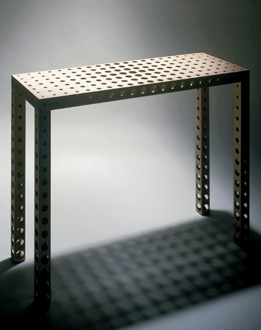 Gijs Bakker Console with Holes