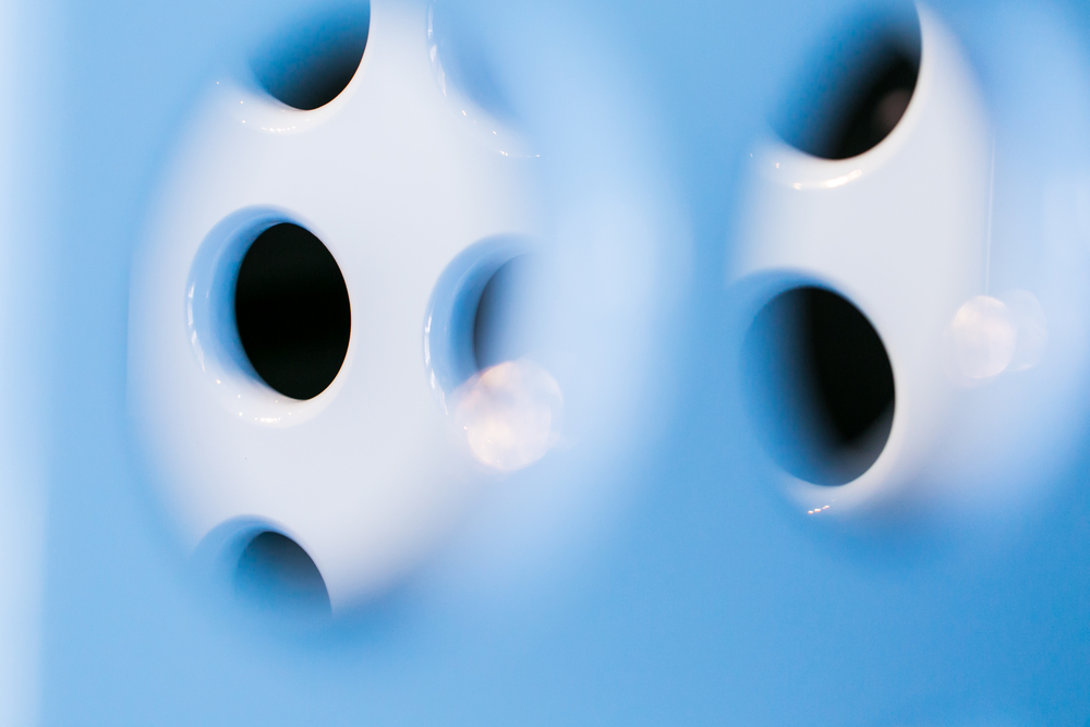 Gijs Bakker Ateliers Courbet Room Divider with Holes2.jpg