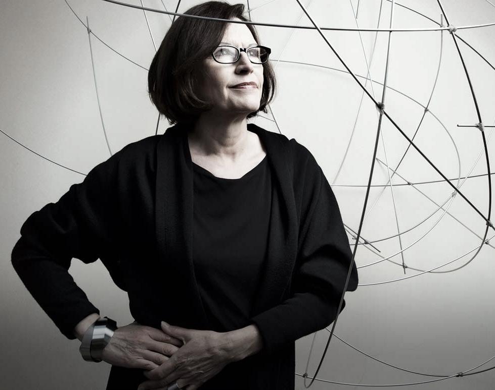 Eva Eisler Portrait