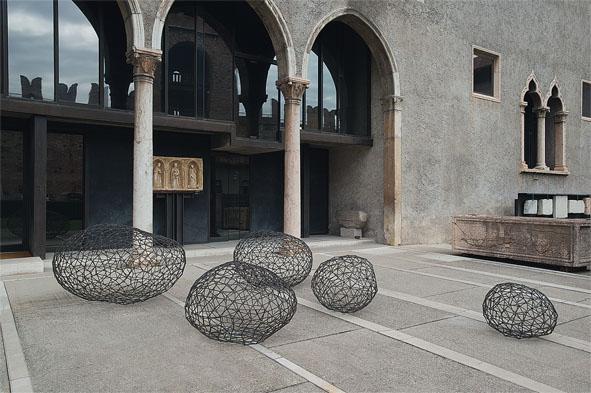 Giorgio Vigna 'Geadi' Sculptural Installation, 2007