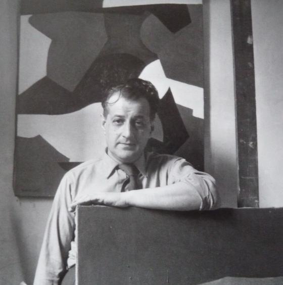 Serge Poliakoff Portrait Les Ateliers Courbet