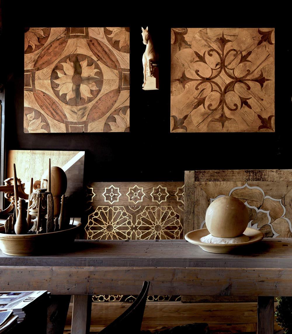 i Vassalletti Woodcraft Studio in Tuscany - Les Ateliers Courbet