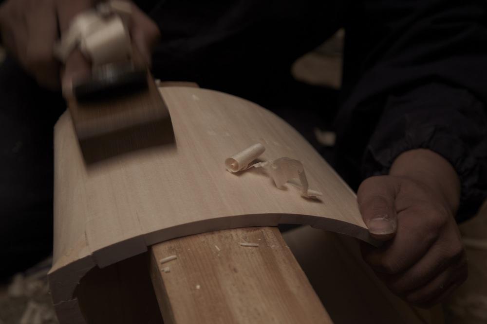 Nakagawa Mokkougei Japan Handmade Master Craftsmanship Heritage of Kyoto Les Ateliers Courbet
