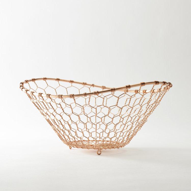Atelier Meruru Handmade Basket : Kanaami tsuji basket les ateliers courbet