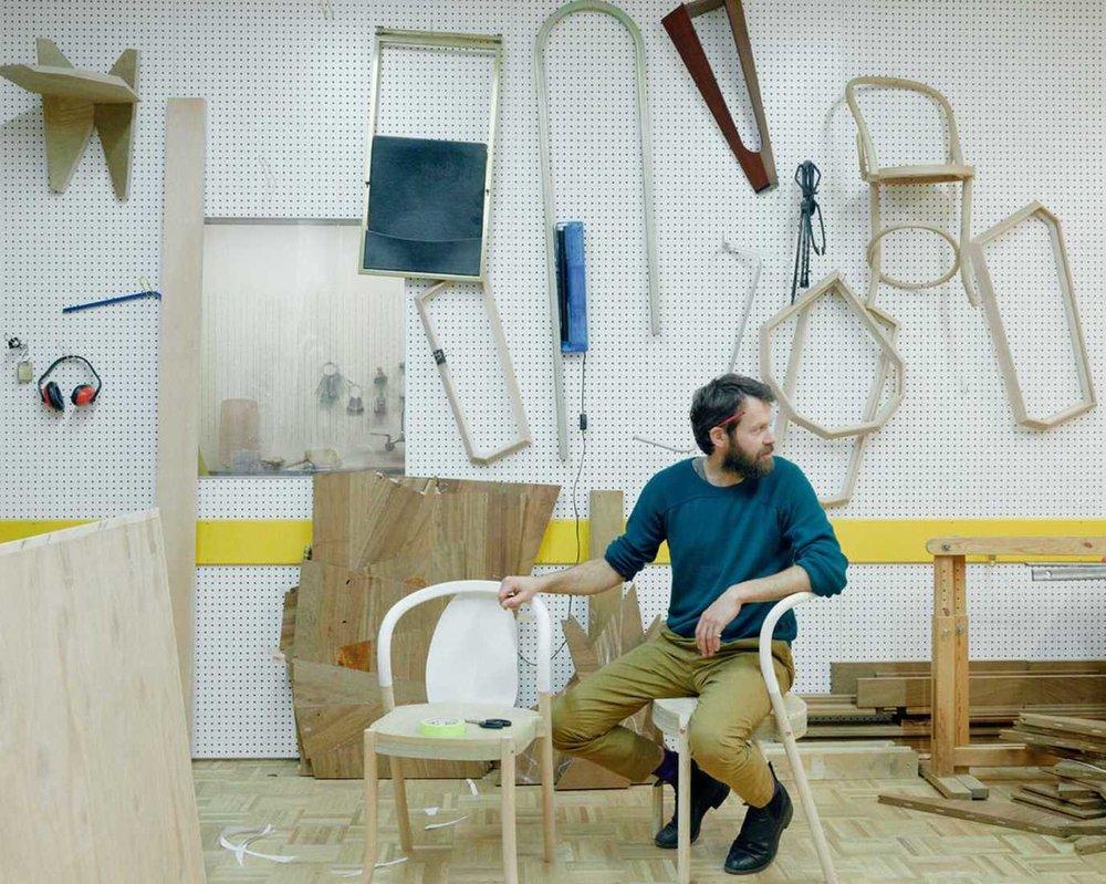 Martino Gamper Les Ateliers Courbet
