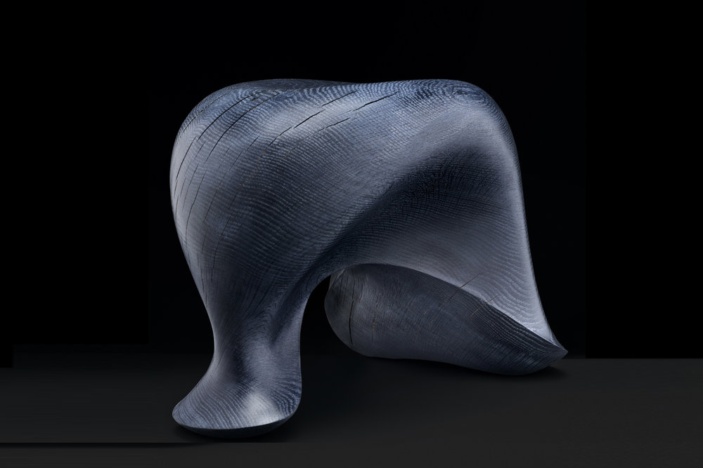 Tonus Indigo stool by Aldo Bakker for Particles, photo by Erik and Petra Hesmerg, courtesy of Particles med.jpg