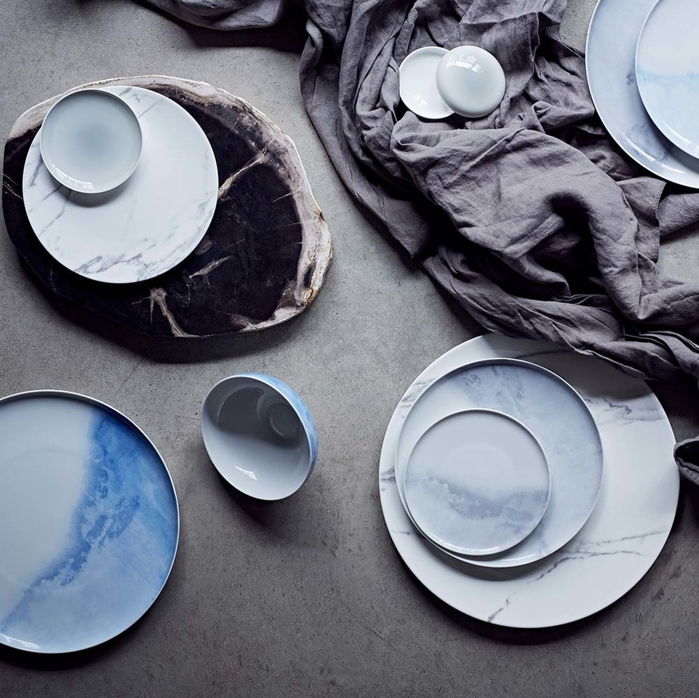 Porcelain Table Settings