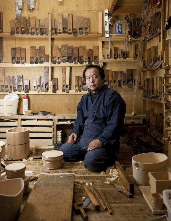 Nakagawa Mokkougei Les Ateliers Courbet