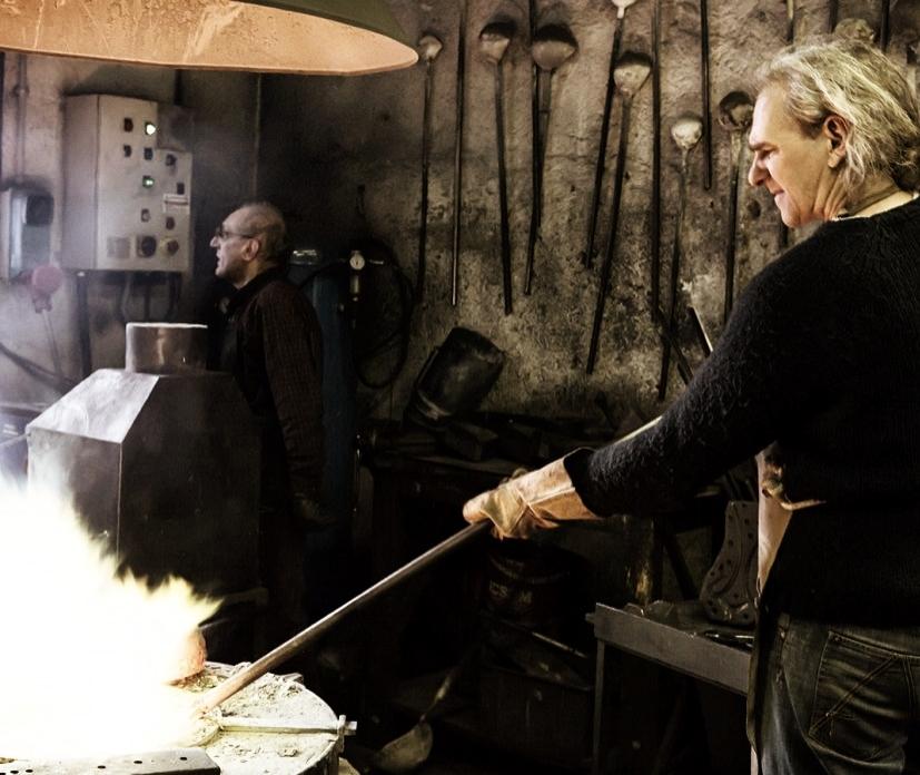 Les Ateliers Courbet Gianluca Pacchioni Studio Artist