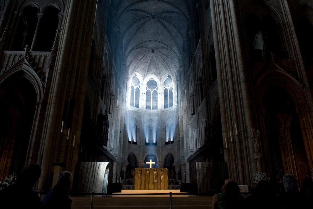 Thierry Dreyfus Ateliers Courbet Notre Dame de Paris