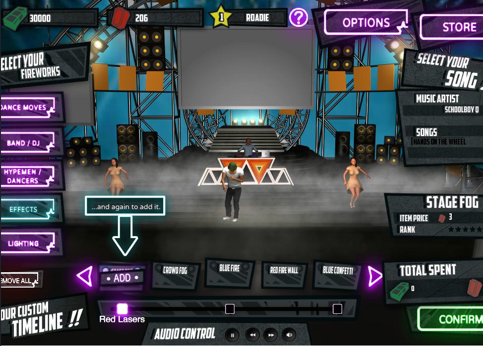 Gig-It Concert Creation