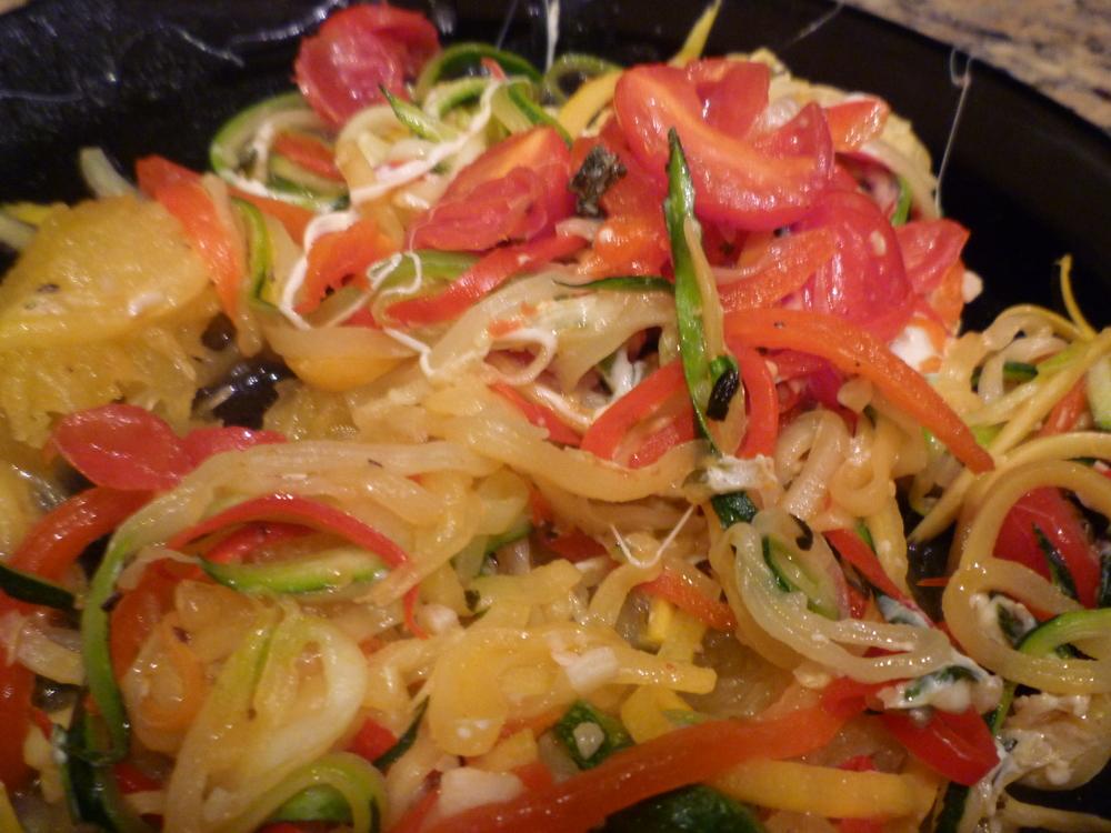 spaghetti squash 011