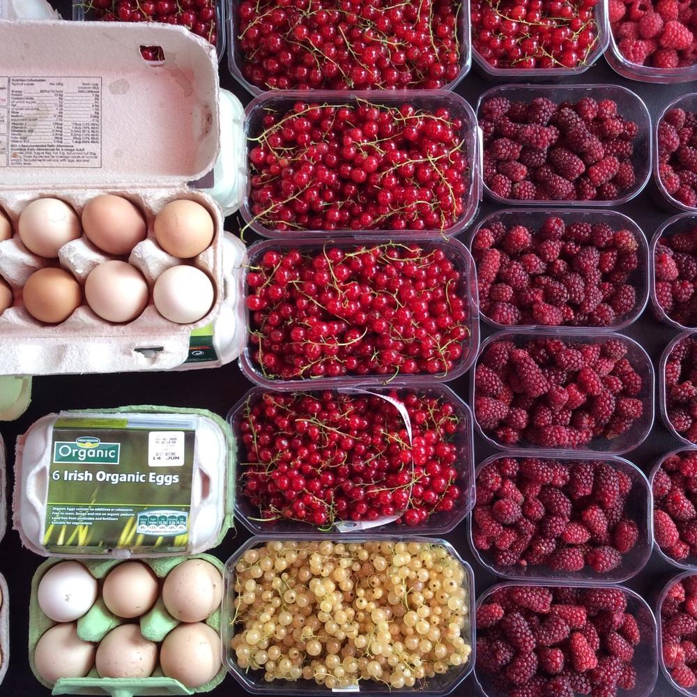 Kinsale farmers market.