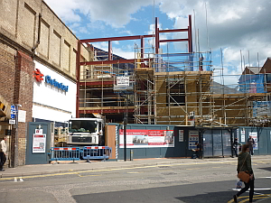 Chelmsford Station Congestion Relief, Retail and Station Rebuild