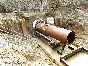 stonegate Pipe jacking