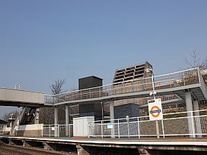 Blackhorse Road Station  Access For All Scheme