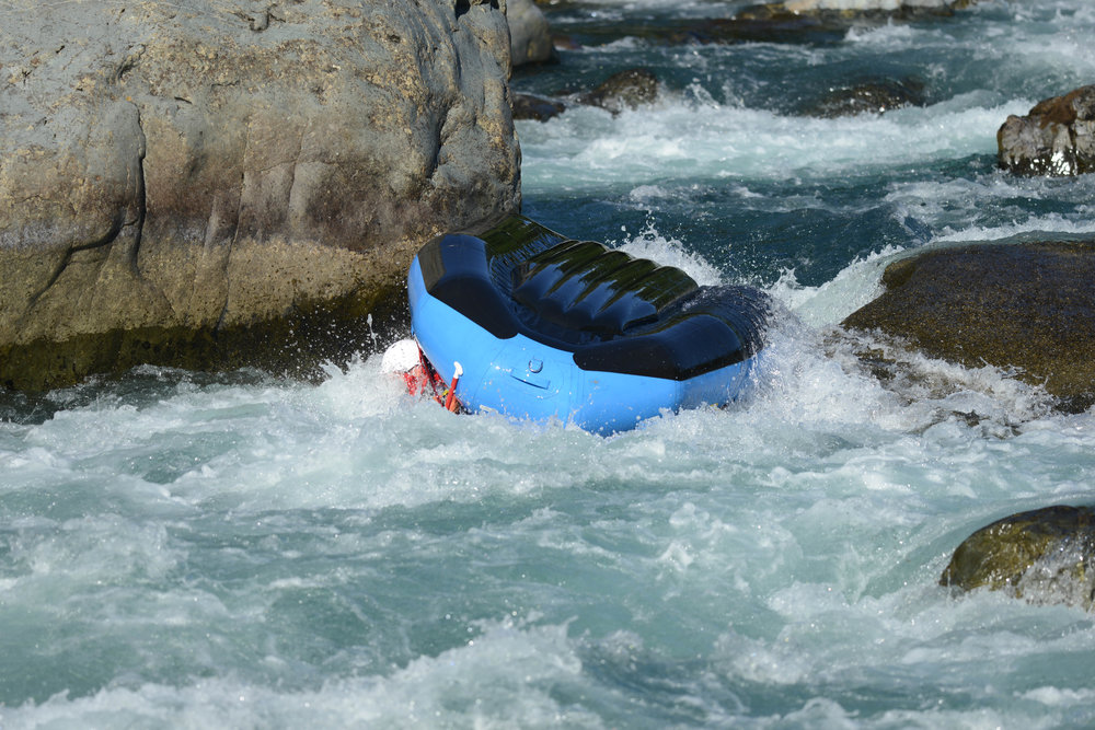 Rookie Whitewater River Guides