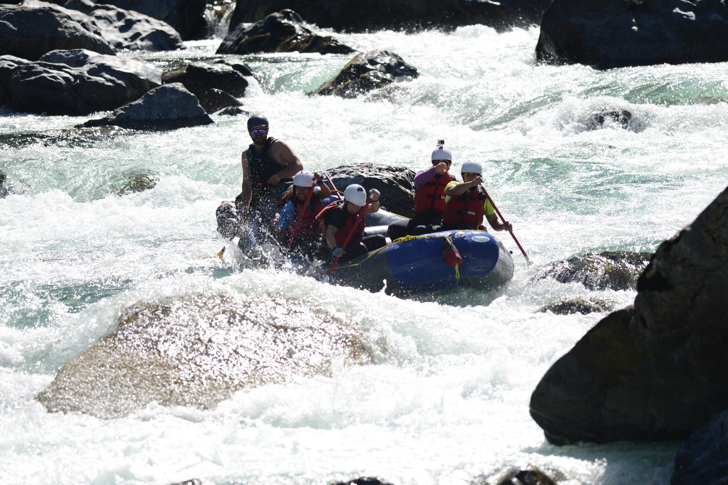 Rafts Manufactured in China and Korea — Seattle White Water