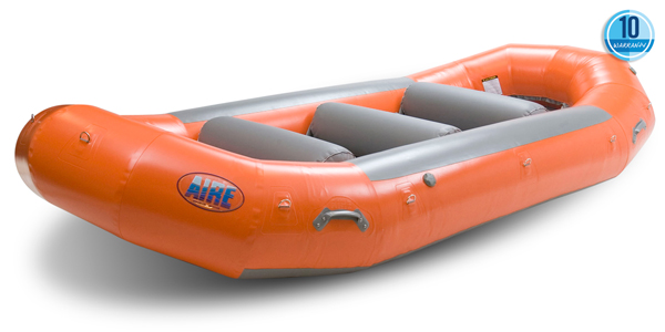 Aire 143R self bailing whitewater river raft