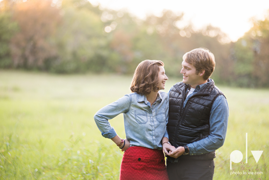 Josh Christy Proposal Session Portrait Surprise Field Midlothian Sunset Sarah Whittaker Photo La Vie-9.JPG