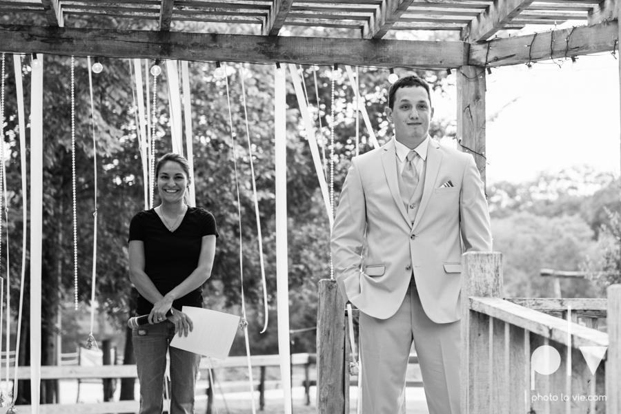 Brittany Garrett Simmons Wedding Weatherford Lucia Bitnar Foster Blue barn rustic blue dessert Sarah Whittaker Photo La Vie-18.JPG