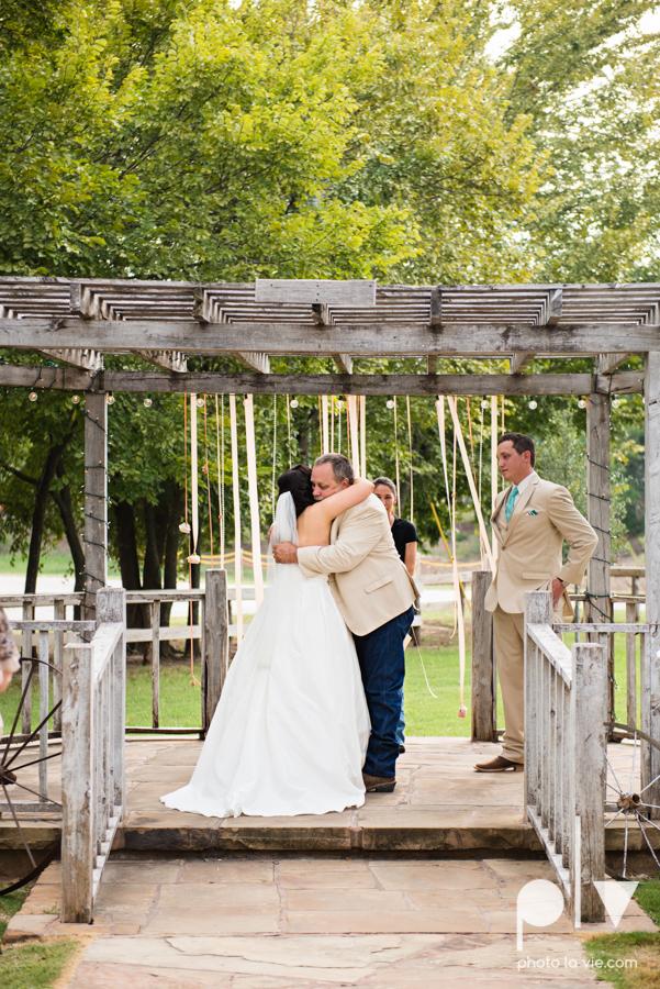 Brittany Garrett Simmons Wedding Weatherford Lucia Bitnar Foster Blue barn rustic blue dessert Sarah Whittaker Photo La Vie-19.JPG