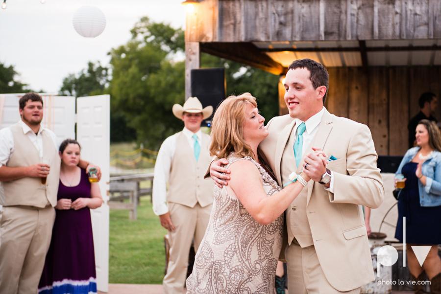 Brittany Garrett Simmons Wedding Weatherford Lucia Bitnar Foster Blue barn rustic blue dessert Sarah Whittaker Photo La Vie-47.JPG