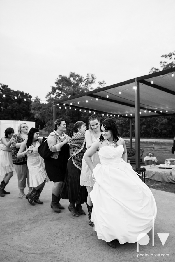 Brittany Garrett Simmons Wedding Weatherford Lucia Bitnar Foster Blue barn rustic blue dessert Sarah Whittaker Photo La Vie-51.JPG
