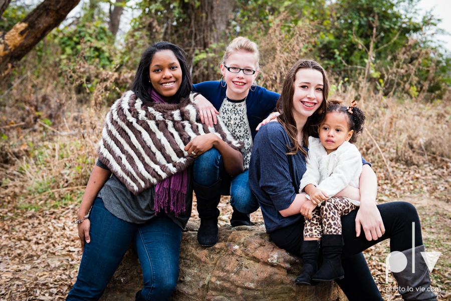 Lukens Family Mini Portrait Session December winter park walk fence log kids small Sarah Whittaker Photo La Vie-3.JPG