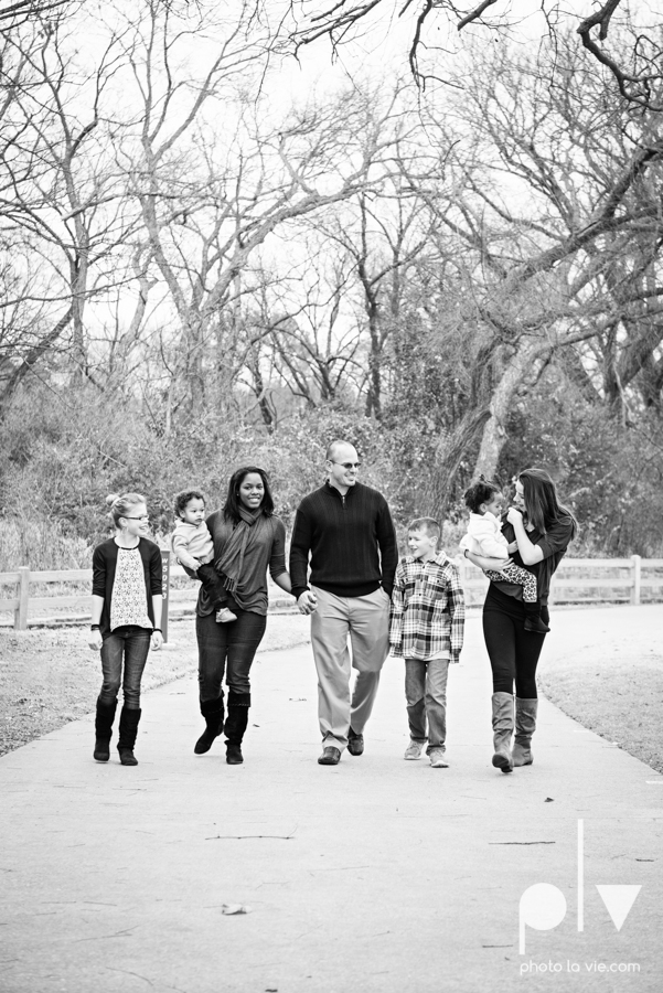 Lukens Family Mini Portrait Session December winter park walk fence log kids small Sarah Whittaker Photo La Vie-6.JPG