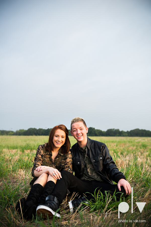 Kennedy Dylan Portrait Session Mansfield teen urban walls train tracks field hay bale Photo La Vie by Sarah Whittaker-4.JPG