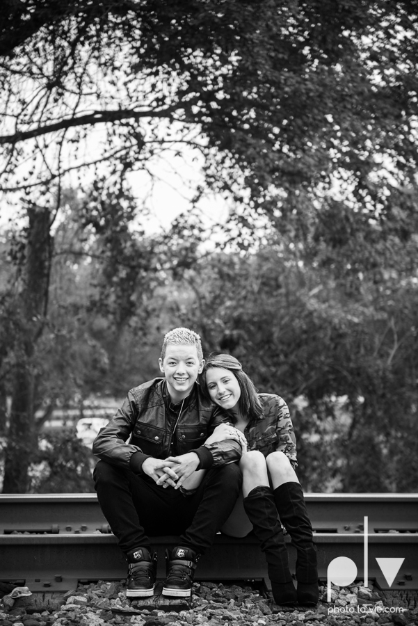 Kennedy Dylan Portrait Session Mansfield teen urban walls train tracks field hay bale Photo La Vie by Sarah Whittaker-7.JPG