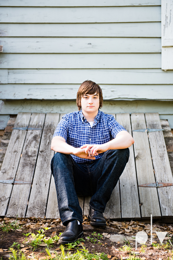 Jacob Senoir Photos photography Trinity Park Fort Worth Van Zandt Cottage Post Office Downtown Texas boy blue urban country Sarah Whittaker Photo La Vie-3.JPG