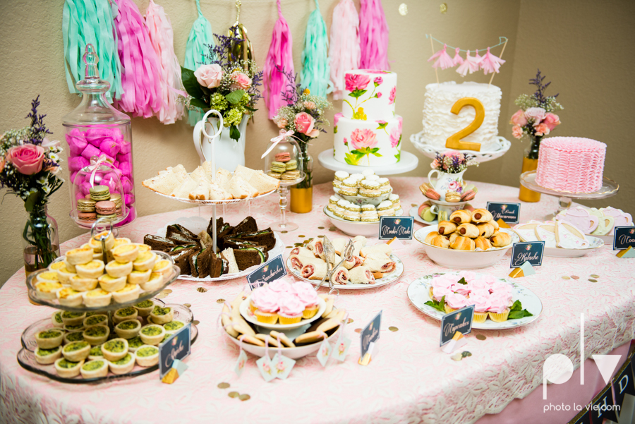 Scarlett birthday tea party 2 girl cookies cake Dainty Dahlias DFW Dallas Fort Worth Sarah Whittaker Photo La Vie-24.JPG
