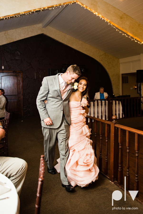 Wedding Summer Paradise Cove Texas DFW pink dress navy outside first look Sarah Whittaker Photo La Vie-45.JPG